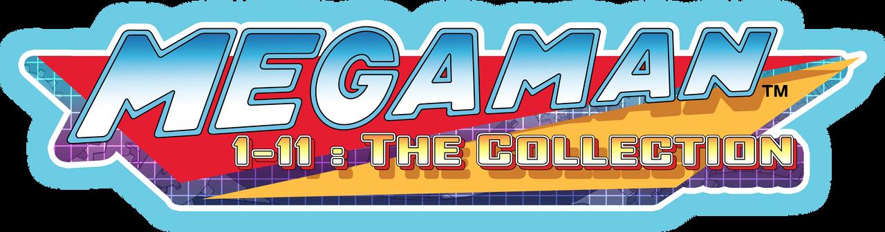 Megaman 1-11 The Collection Soundtrack Logo