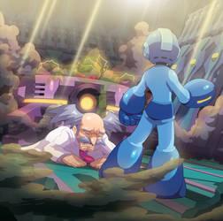 Mercy Megaman!