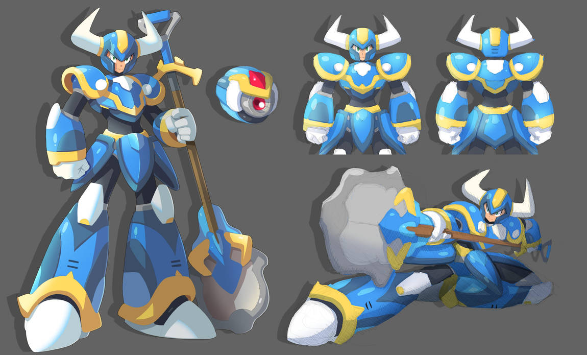 Shovel Armor