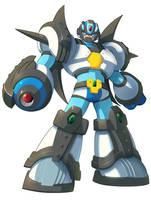Massimo - Gaea Armor
