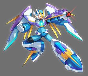 Chogokin Giga Armor X