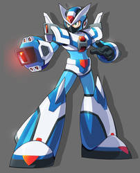 Custom X Armor