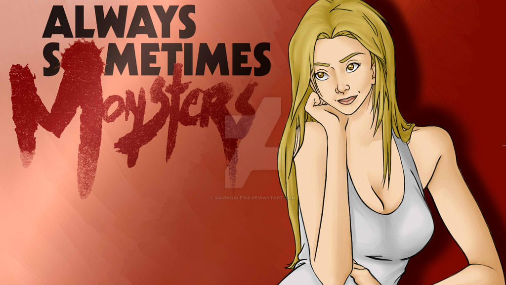 Always Sometimes Monsters by SavingAlexis