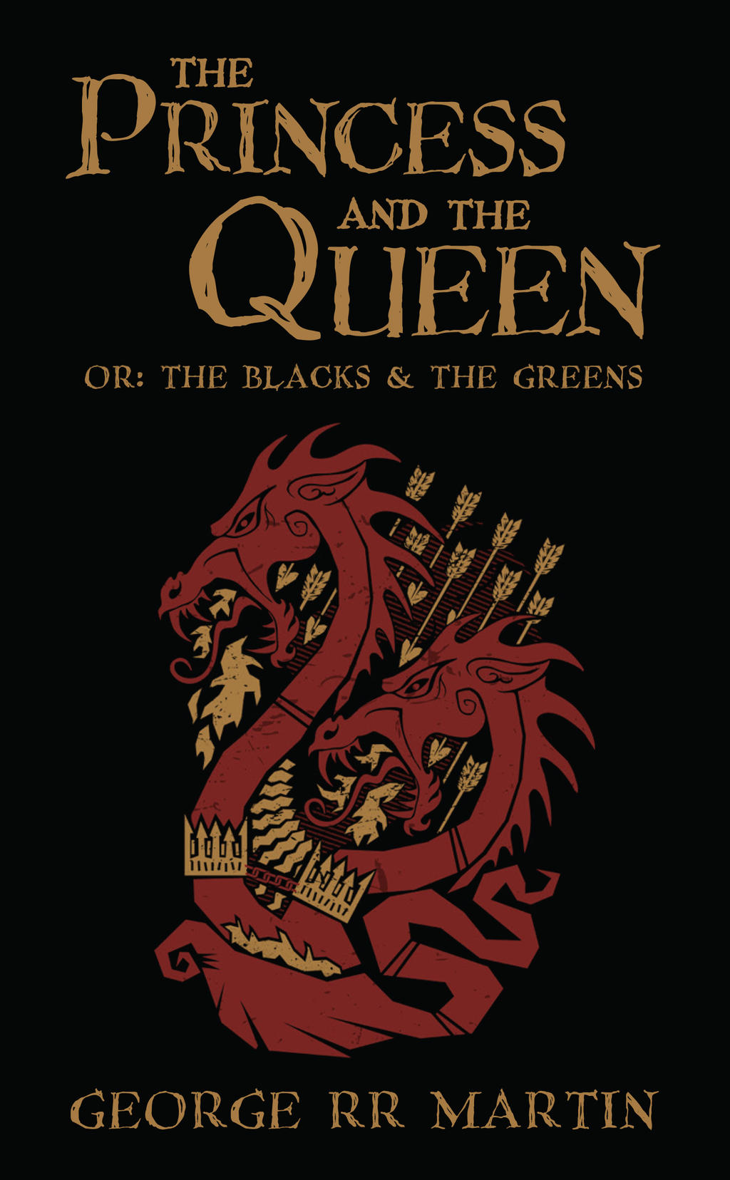Cool Book Cover Queen : The princess and queen book cover by nateblunt on