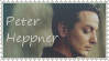 Peter Heppner - stamp by Amaryllex