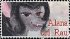 Alana cel Rau - Stamp by VDupLEX