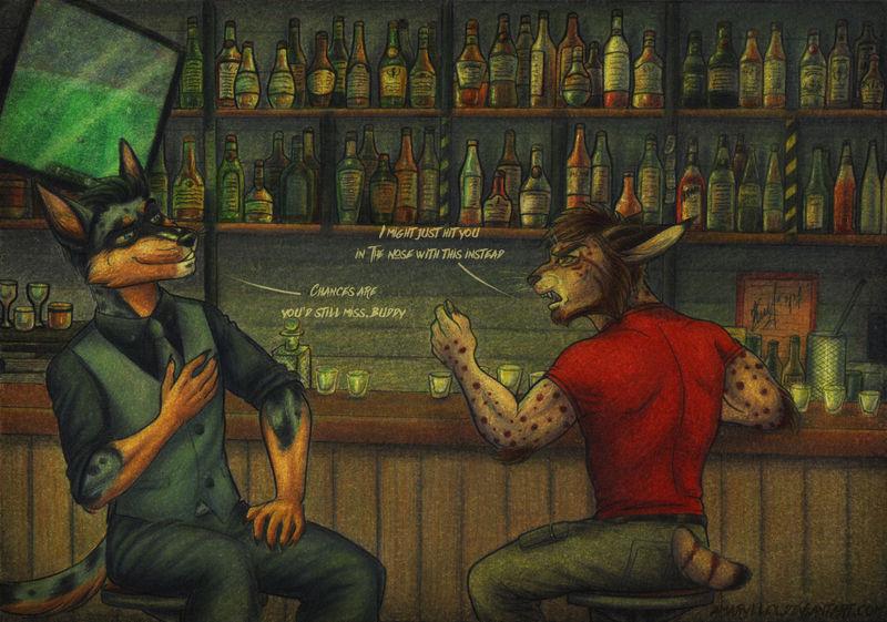 Bar Contest