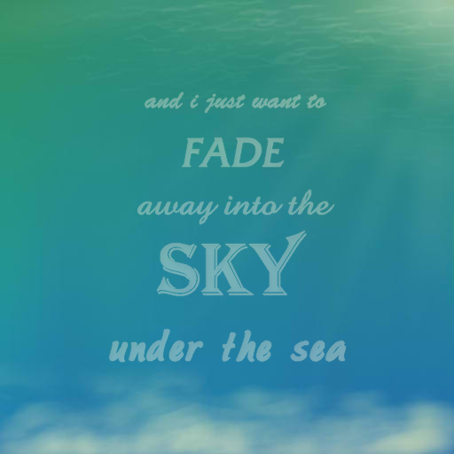 A Sky Under The Sea.. By Nikitwinaki On DeviantART