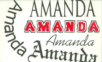 -AMANDA- by AmandaTheStampede