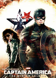 Captain Arthur and the Winter Soldier Merlin
