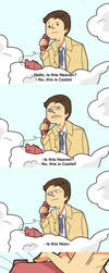 SPN: IS THIS HEAVEN? by HYUMAN