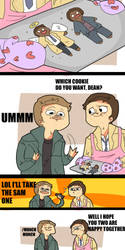 SPN: COOKIE ISSUES
