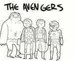 AVENGERS by HYUMAN