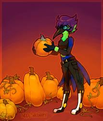Secret Spooky l by omenaapple