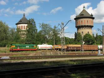 Chme3-4846 Vagonu Parks Riga by radiolov