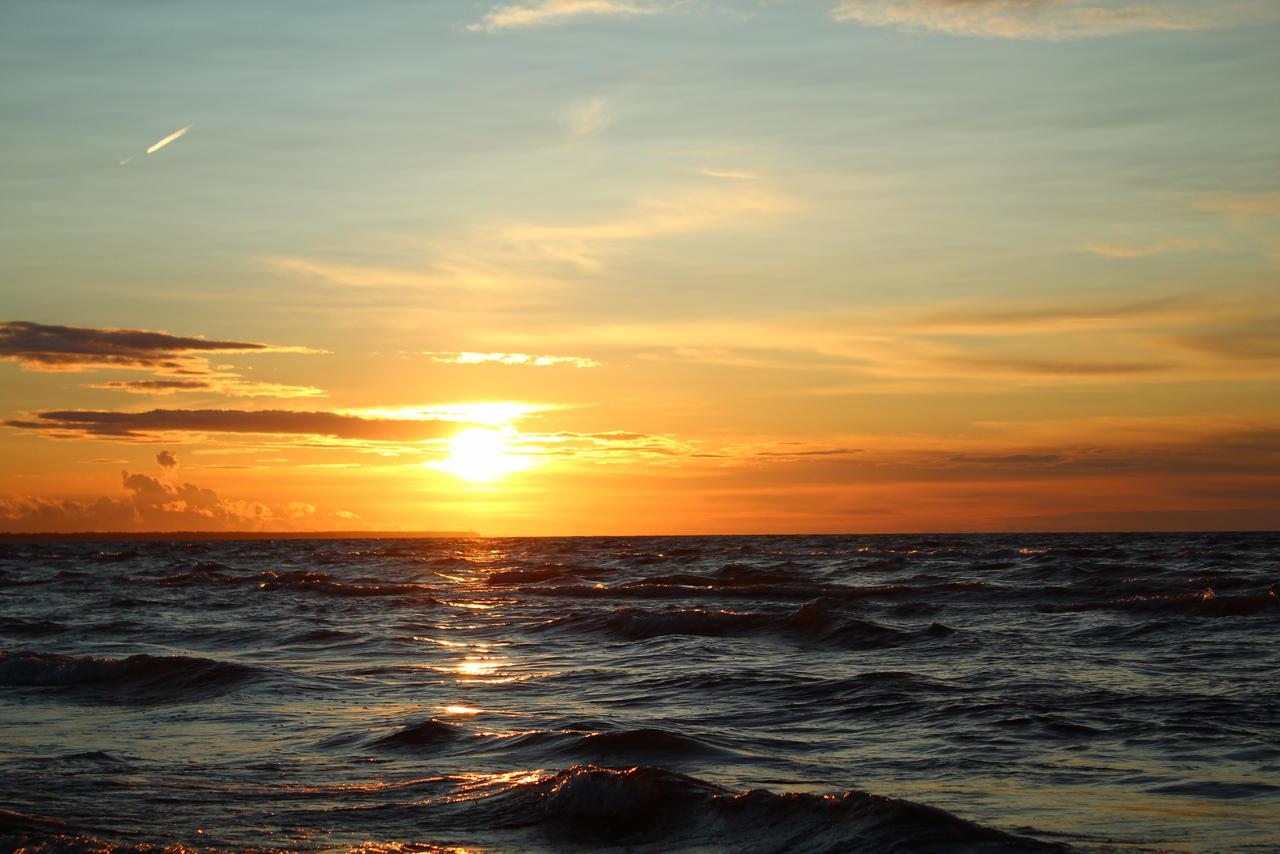 Before sunset 08.07.2019
