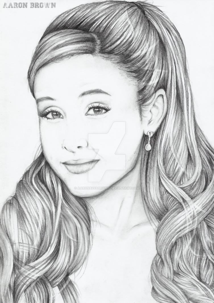 Ariana Grande Has an Uncanny Celebrity LookAlike