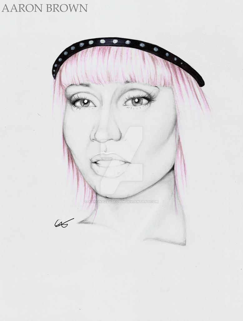 Nicki Minaj by AaronAZZAbrown