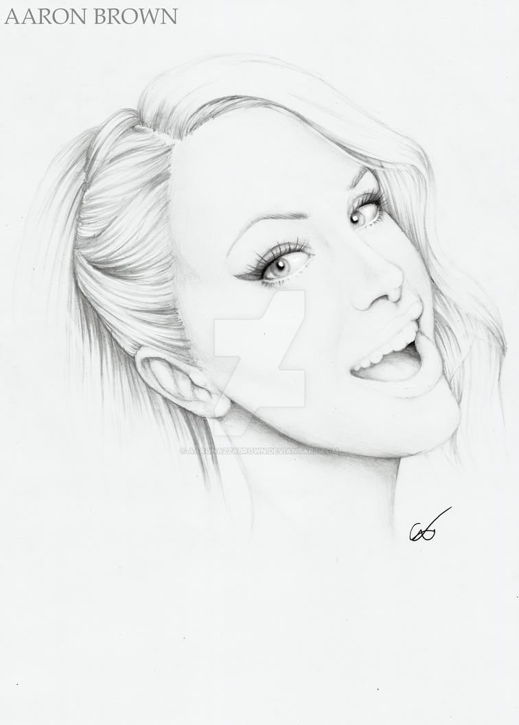 Gigi Gorgeous by AaronAZZAbrown