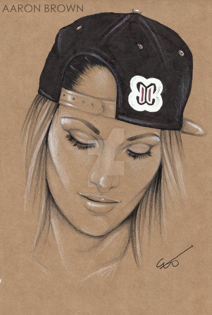 Nikki Bella by AaronAZZAbrown