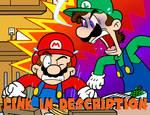 [COMM] Luigi's Meltdown (MzM pg 23 Recording)