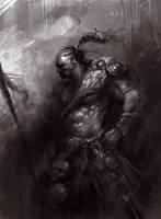 barbarian by czarnystefan