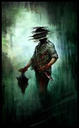 Trail of blood by czarnystefan