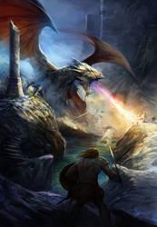 Fantasy by czarnystefan