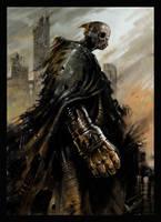 fallout II by czarnystefan