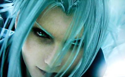 Pretty Sephiroth 2: 'I'm coming for you' Style