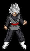 Black Goku ssj1