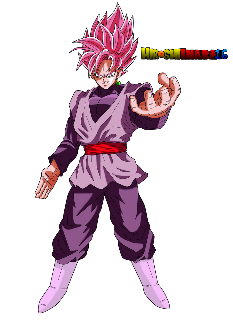 black goku ssj by hiroshiianabamodder on deviantart