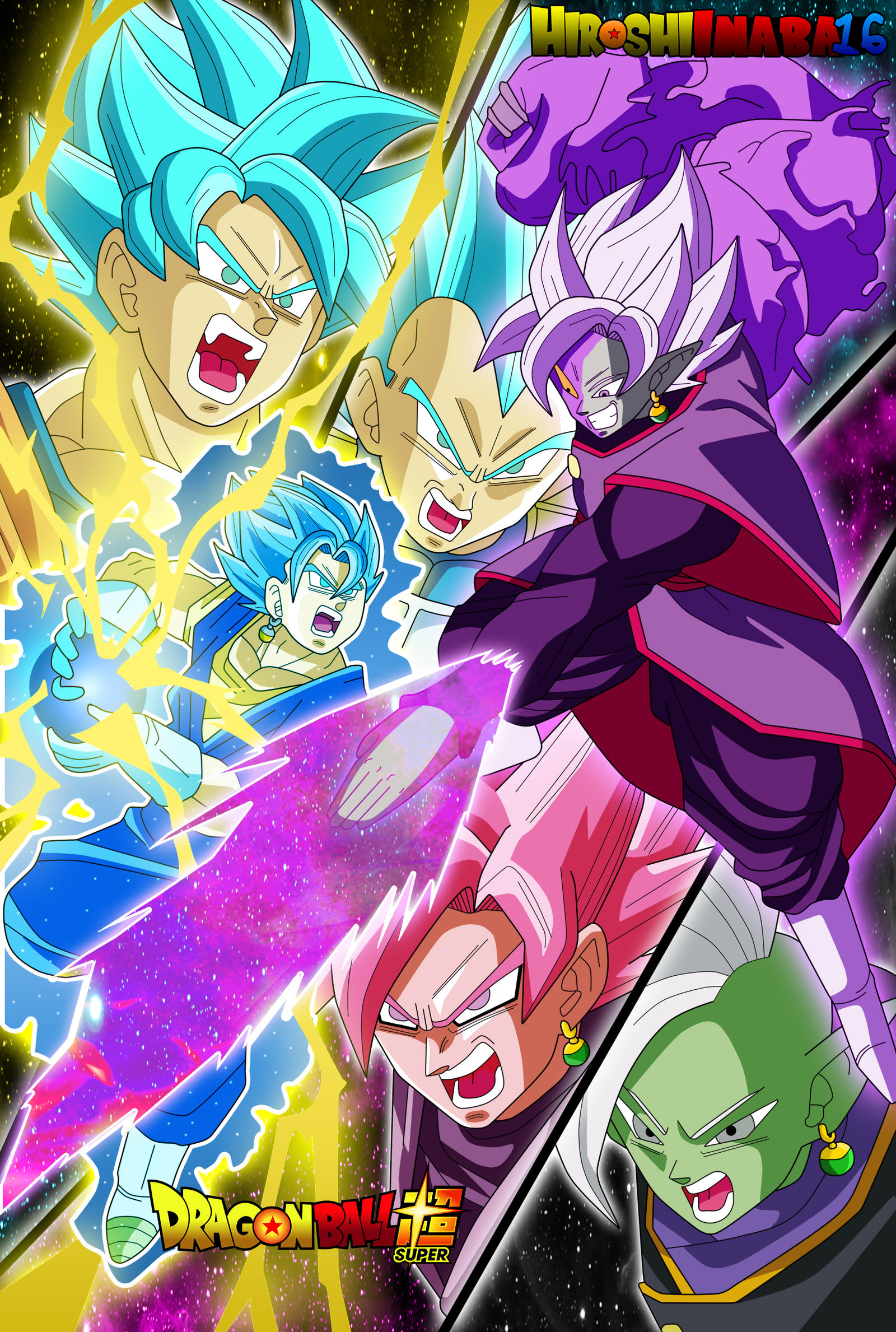 Dragon Ball Super Wallpaper By Hiroshiianabamodder On Deviantart
