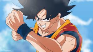 Goku Nueva Animacion
