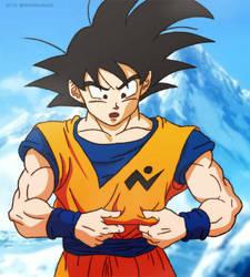 Goku by HiroshiIanabaModder