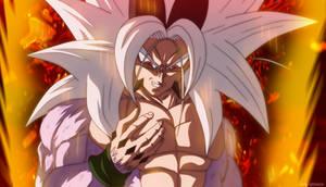 Zaiko / Xicor Super Saiyan 5