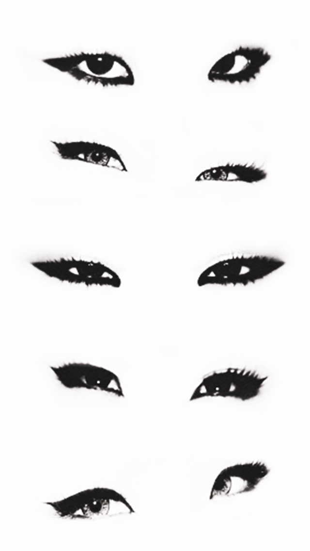 2NE1 CL Eyes IPhone 5 Wallpaper By 21amante On DeviantArt