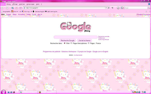 My hello kitty google by ladypinkilicious on deviantart my hello kitty google by ladypinkilicious stopboris