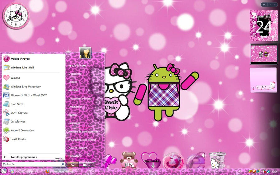 gallery nerd hello kitty desktop wallpaper