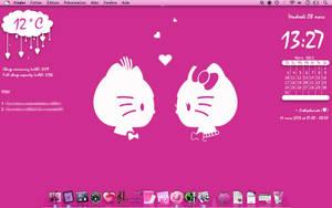 Hello Kitty Theme by LadyPinkilicious