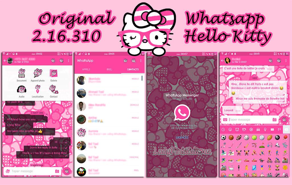 76 Gambar Hello Kitty Untuk Wallpaper Whatsapp Terbaik