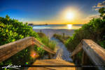 Naples-Florida-Sunset-Steps-to-Pier