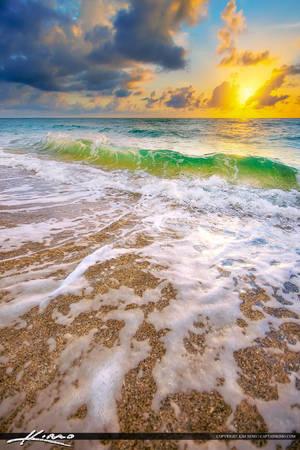 HDR-Beach-Sunrise-Singer-Island-Florida by CaptainKimo