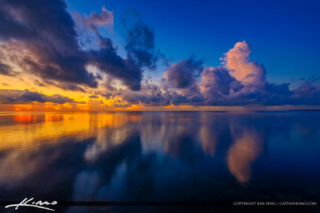 Biscayne-Bay-Deering-Estate-Miami-Florida-Sunrise by CaptainKimo