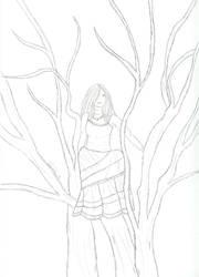 Tree Fae  _FULL VIEW_ by veggiefriend