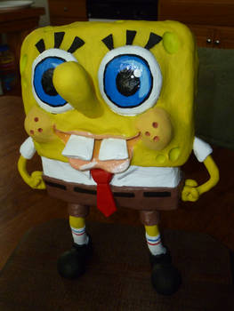 Spongebob Sculpture