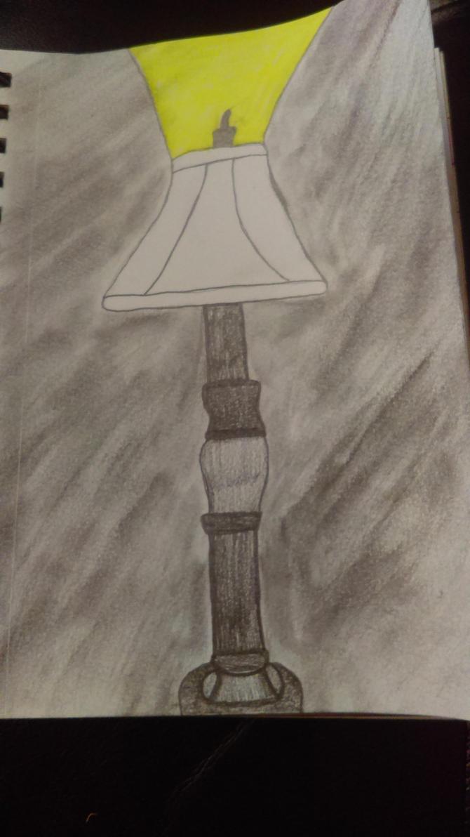 Finding light in the dark by ArtsyVanessa