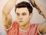 Tom Daley by Lydiart95