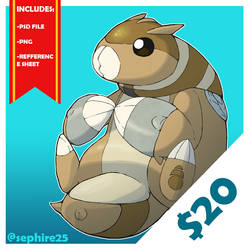 Fakemon sale 1 by sephire25