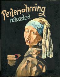 Perlenohrring reloaded